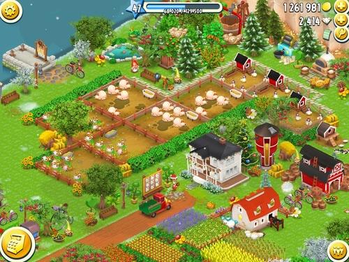 meine eigene farm