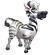 :zebra2: